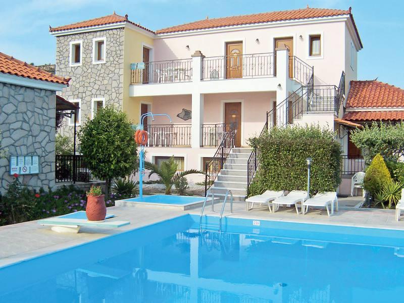 Appartementen Christinas Garden - Anaxos - Lesbos